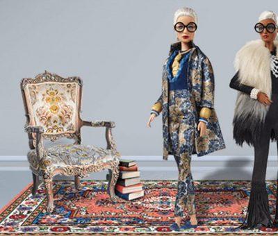 Barbie® Styled by Iris Apfel
