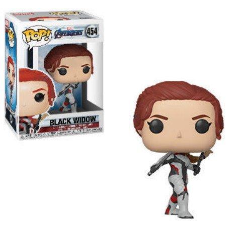 Black Widow Marvel Avengers Endgame - Funko Pop series.