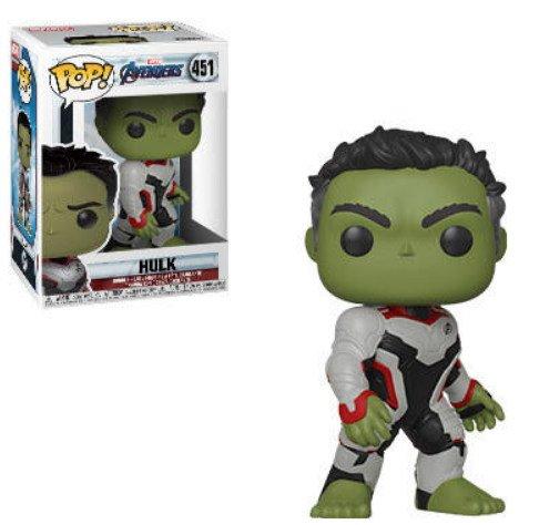 Hulk Marvel Avengers Endgame - Funko Pop series.