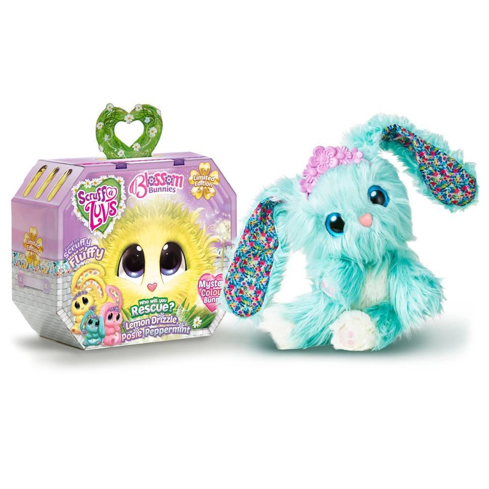 Little Live Scruff-A-Luvs - Blossom Bunnies