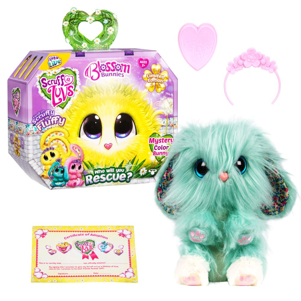 Little Live Scruff-A-Luvs - Blossom Bunnies - Limited Edition buy in usa