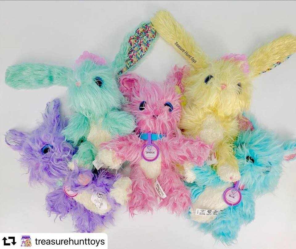 Little Live Scruff-A-Luvs - Blossom Bunnies - Limited Edition where to buy
