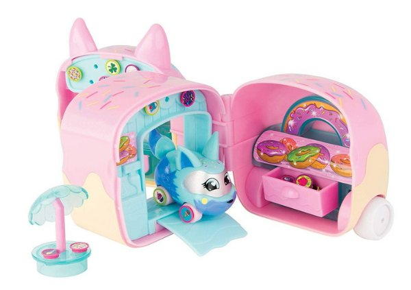 TOMY Ritzy Rollerz Surprise Charms set