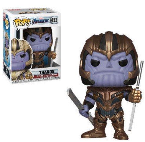 Thanos Marvel Avengers Endgame - Funko Pop series.