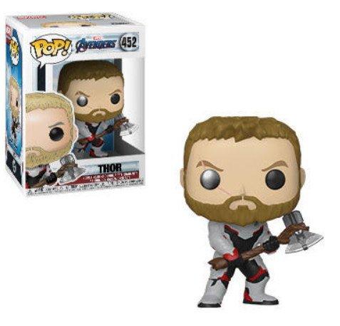 Thor Marvel Avengers Endgame - Funko Pop series.