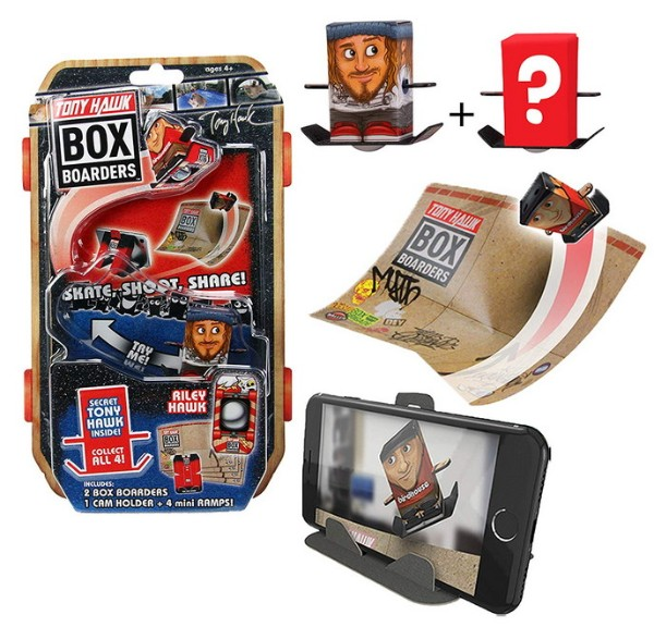 Tony Hawk Box Boarders