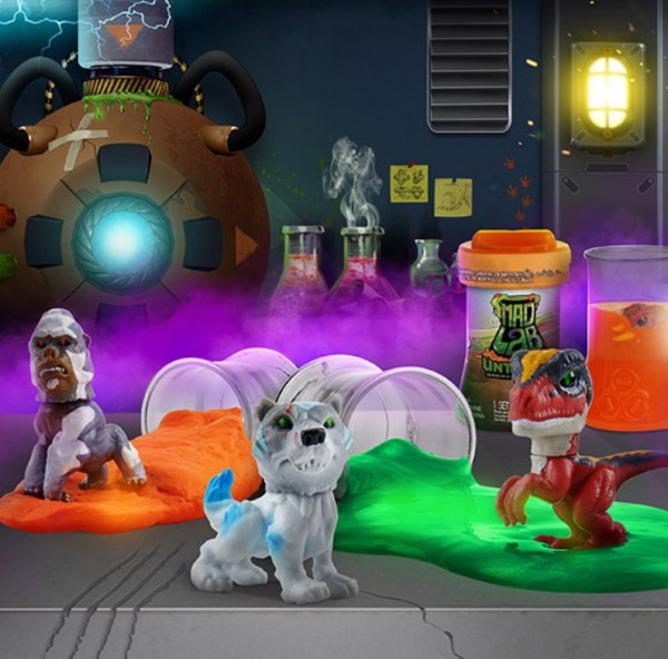Untamed Mad Lab Minis toy
