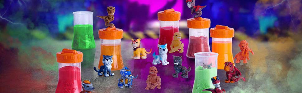 Untamed Mad Lab Minis