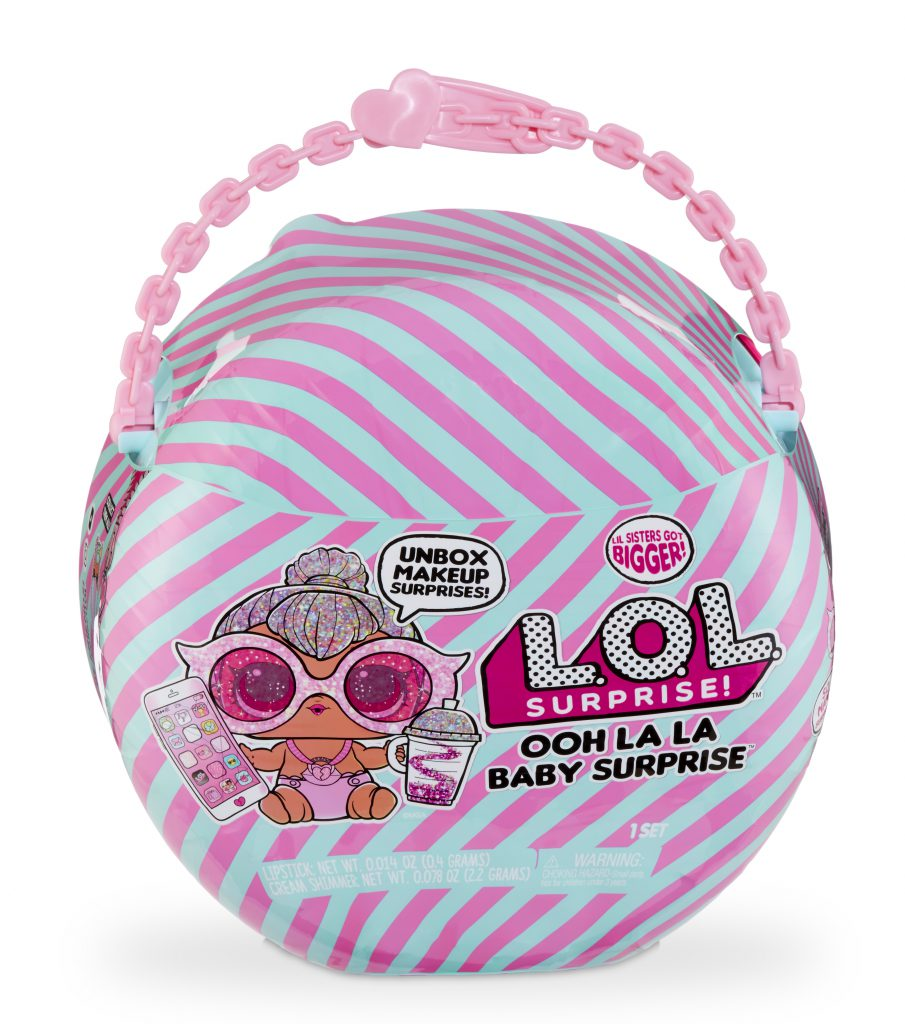 L.O.L. Surprise Ooh La La Baby Surprise - Lil Kitty Queen where to buy