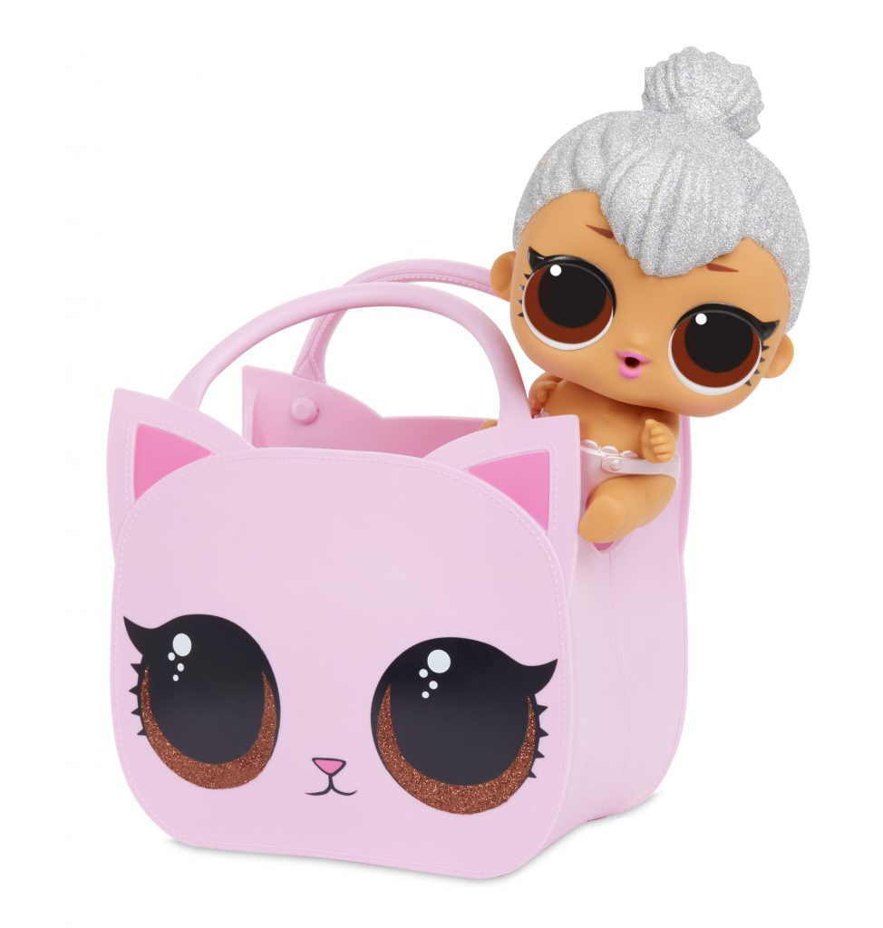 L.O.L. Surprise Ooh La La Baby Surprise - Lil Kitty Queen buy new Lol doll on amazon