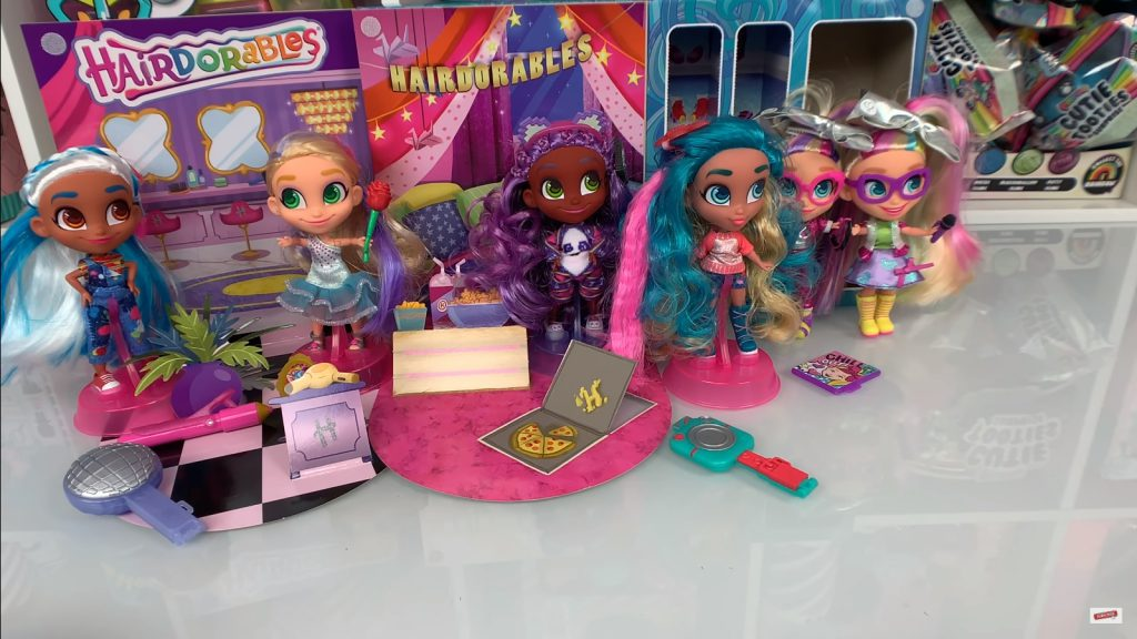 Hairdorables SERIES 3 unboxing Dolls buy in USA