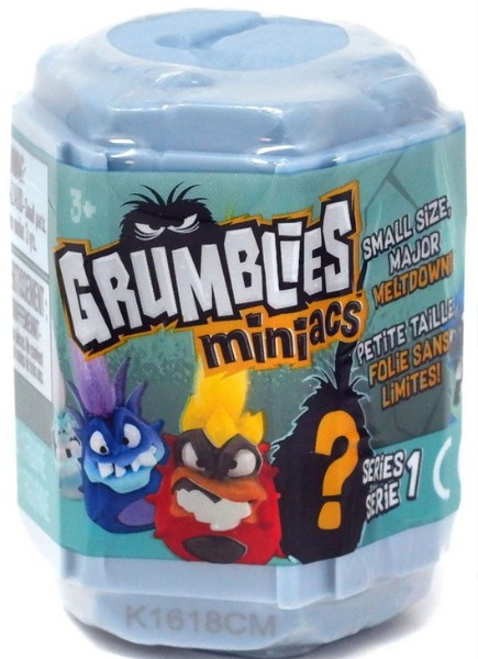 Grumblies Miniacs figure
