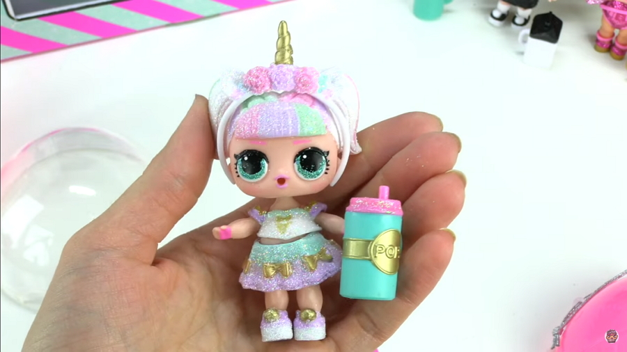 L.O.L Surprise Sparkle Doll Unicorn buy
