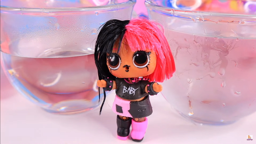 LOL Surprise Hairgoals Wave 2 Doll Metal Babe