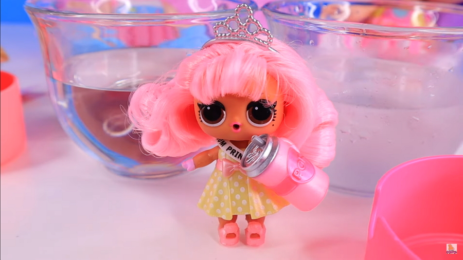LOL Surprise Hairgoals Wave 2 Doll Prow Princess