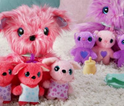 Scruff-A-Luvs Family Pack