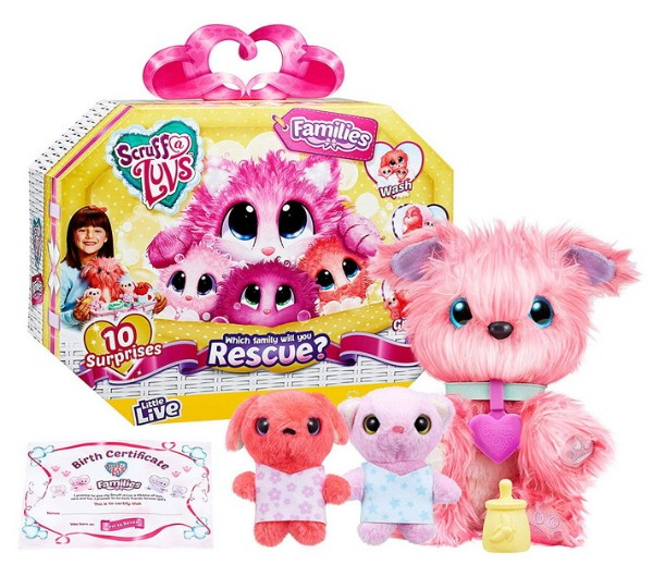 Scruff-A-Luvs Family Pack price