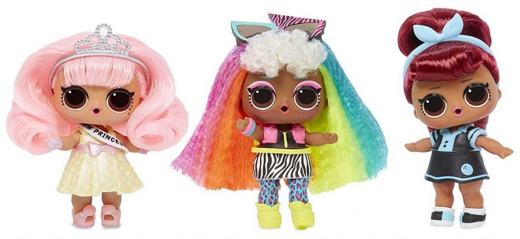 where to buy LOL Surprise Hairgoals Wave 2 series 5