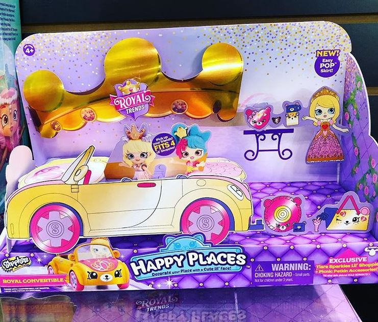 Review Shopkins Happy Places Royal Trends