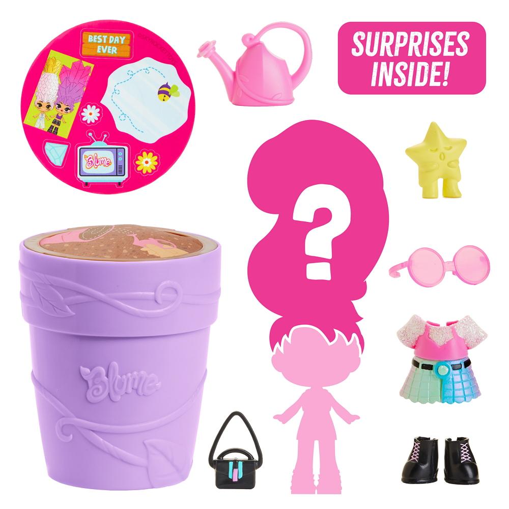 10 surprise inside blume pot