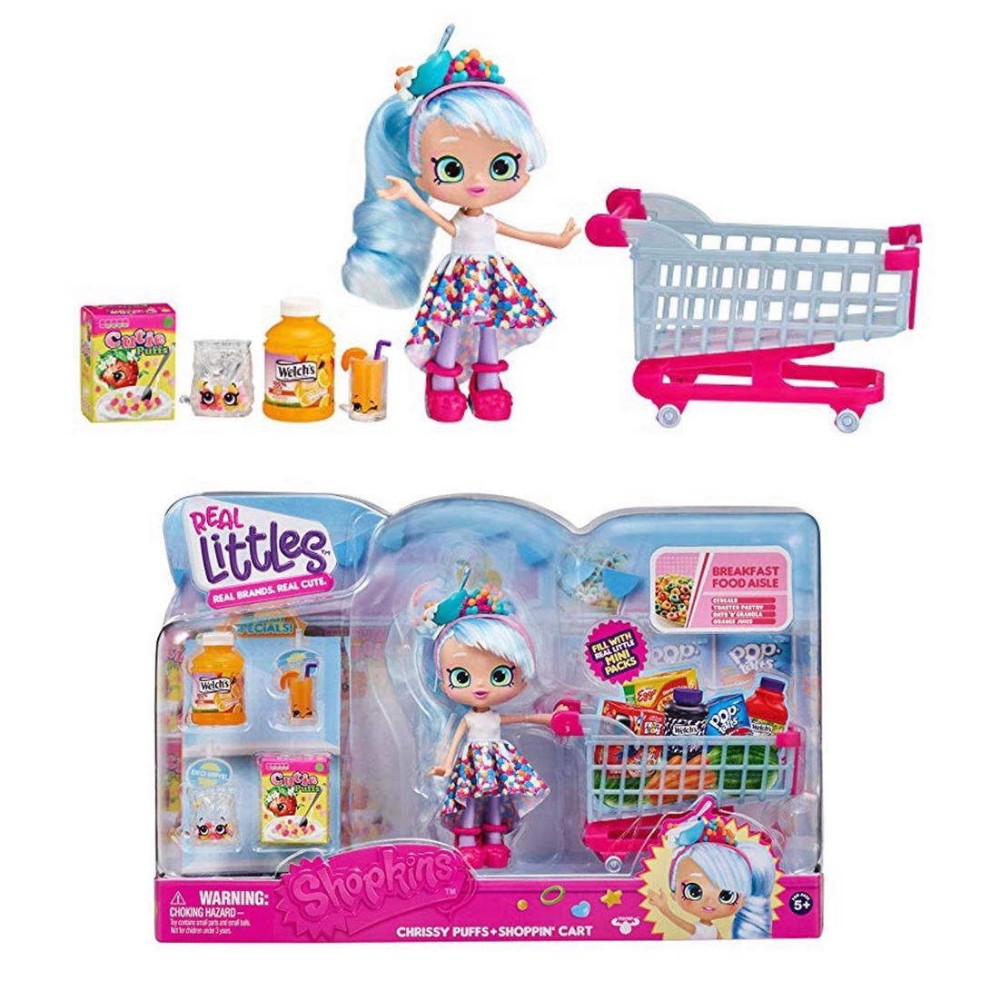 Where to buy Shopkins Real Littles with Chrissy Puffs? Price