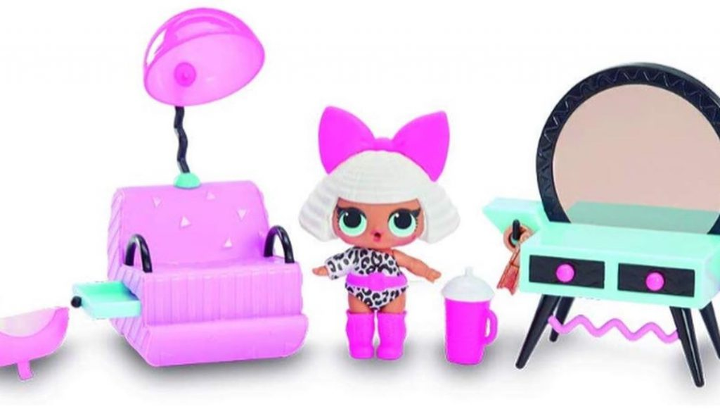 L.O.L. Surprise! Furniture Diva boutique set with 10 Surprises Release date and Pre-order