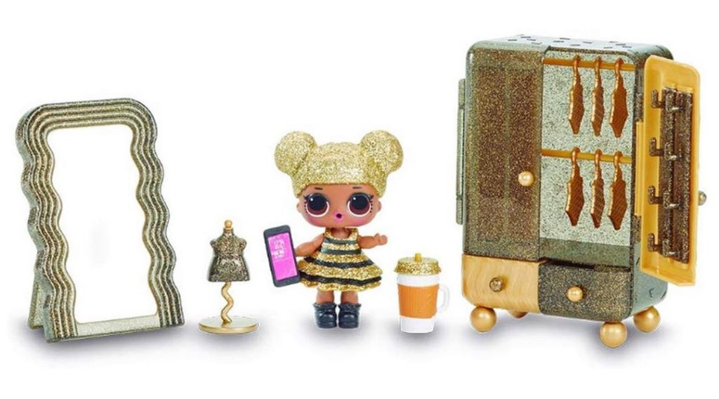 L.O.L. Surprise! Furniture Queen Bee Closet set with 10 Surprises Release date and Pre-order