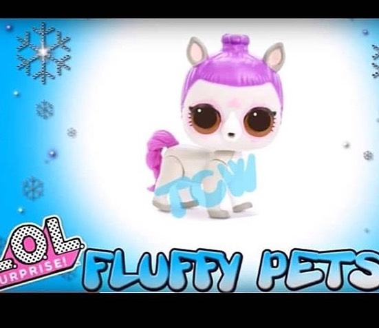 LoL Surprise Winter Disco Fluffy Pets Mystery Pack buy it now