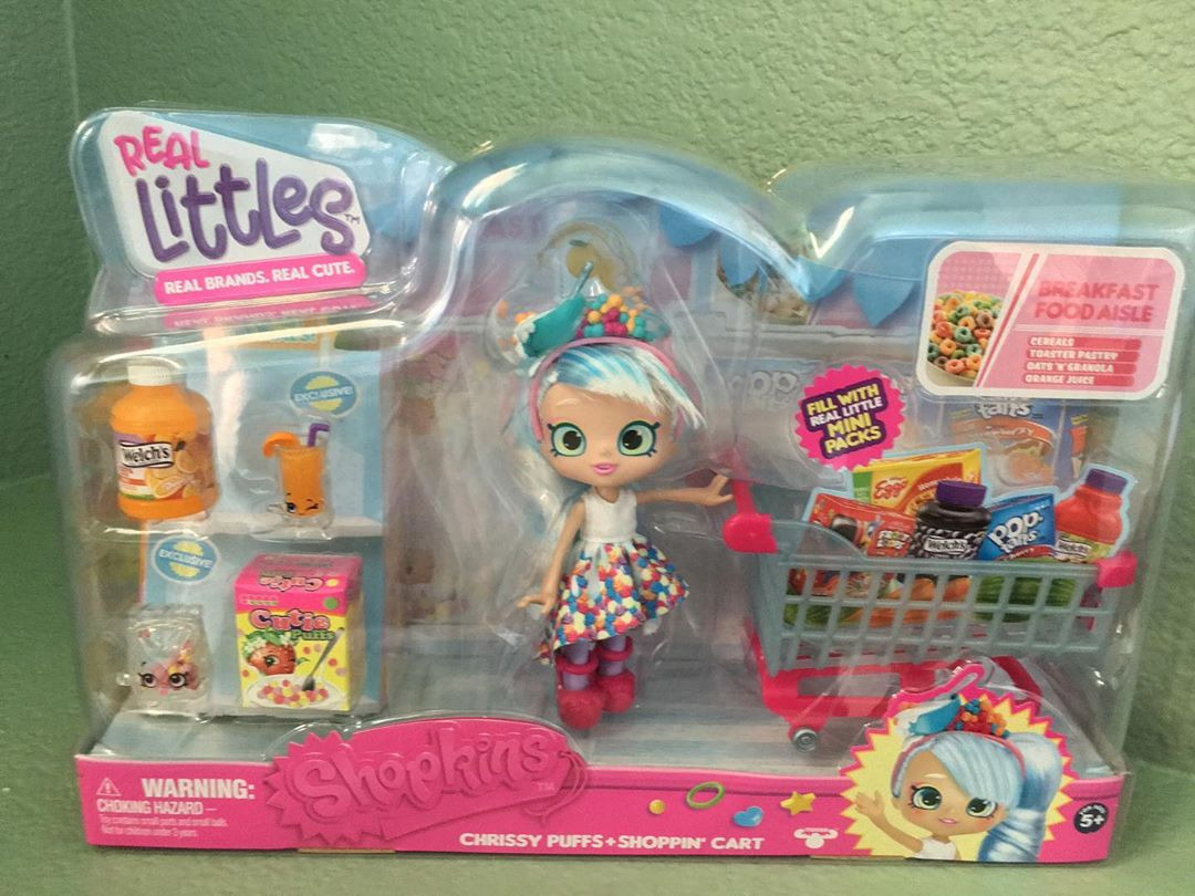 Price Shopkins Real Littles