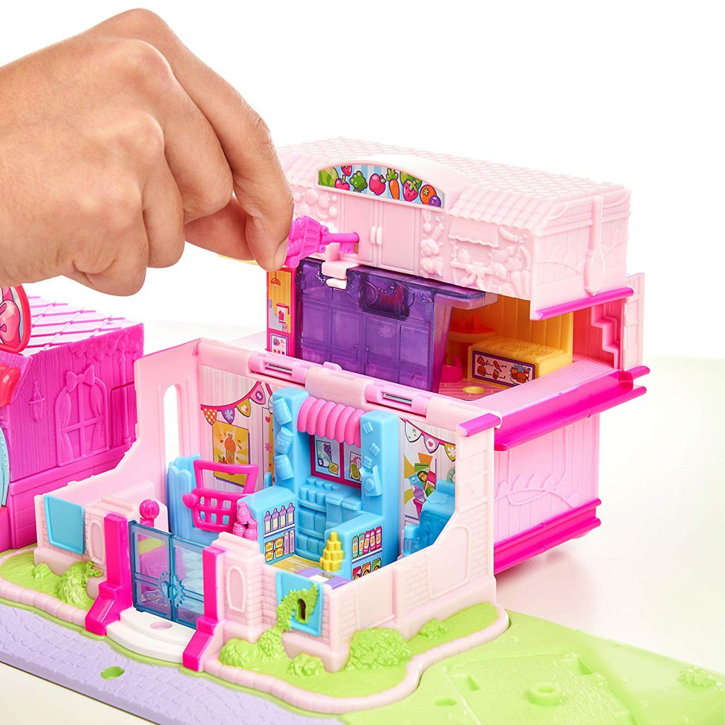 Where to buy Shopkins Lil' Secrets season 3. Secret Small Mall Multi Level playset