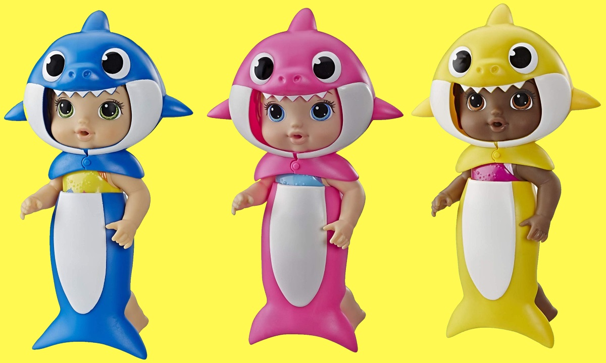 Baby Alive, Baby Shark doll