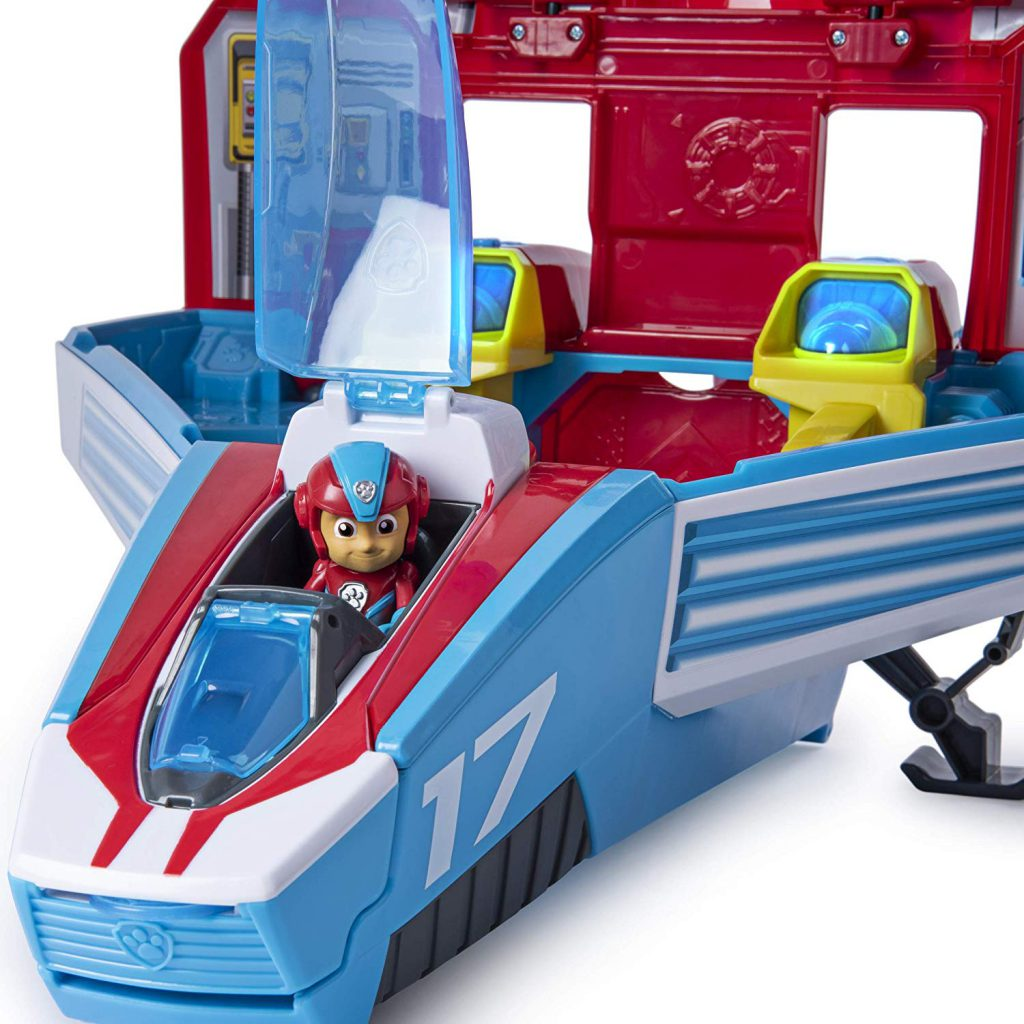 But it Now Paw Patrol Mighty Pups Jet Command Center 2-in-1 Transforming