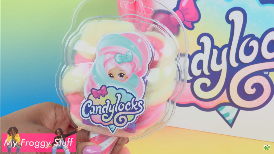 Candylocks, Scented Collectible Surprise Doll 002