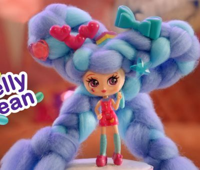 Candylocks, Scented Collectible Surprise Doll Kelly Bean