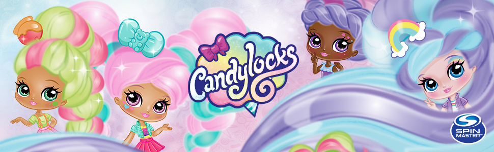 Candylocks, Scented Collectible Surprise Doll