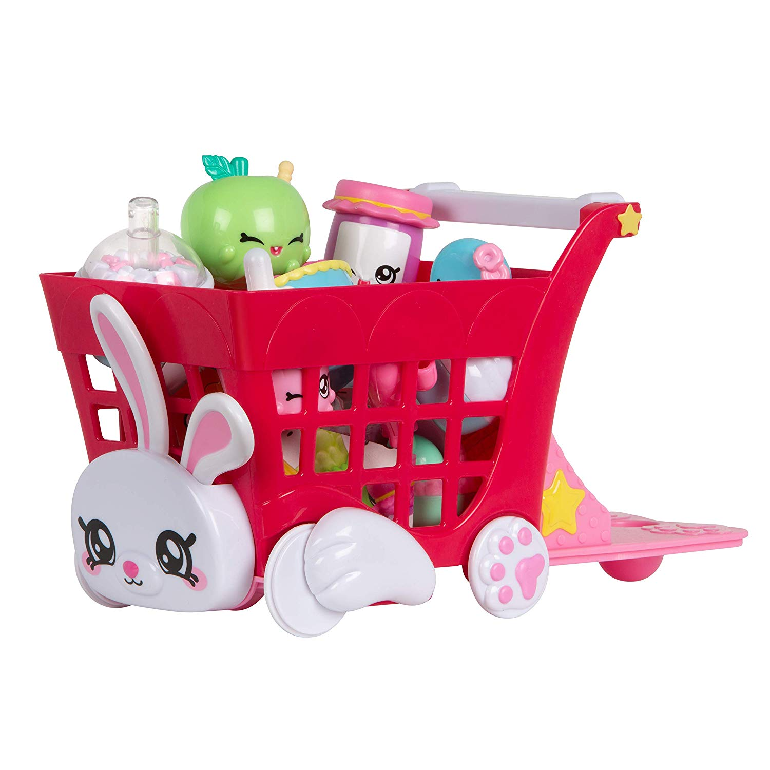 Kindi Kids Rabbit Petkin Shopping Cart realease date