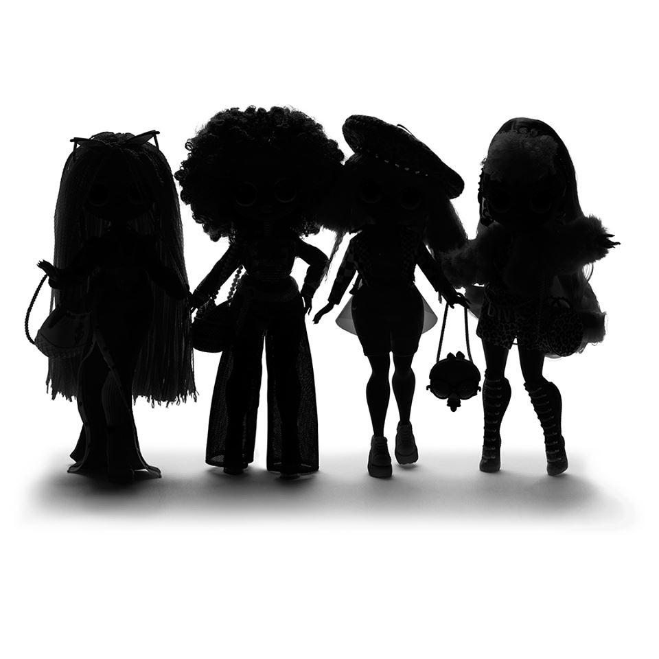 L.O.L. Surprise! O.M.G. Fashion Doll with 20 Surprises pre-order now