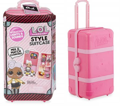 L.O.L. Surprise! Style Suitcase buy on Amazon now