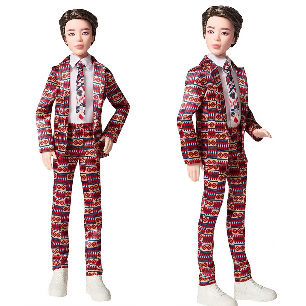 Mattel BTS Jimin Idol Doll buy it now