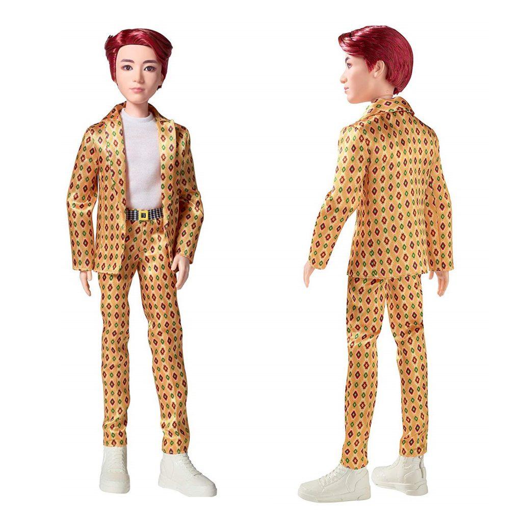 Mattel BTS Jung Kook Idol Doll release date