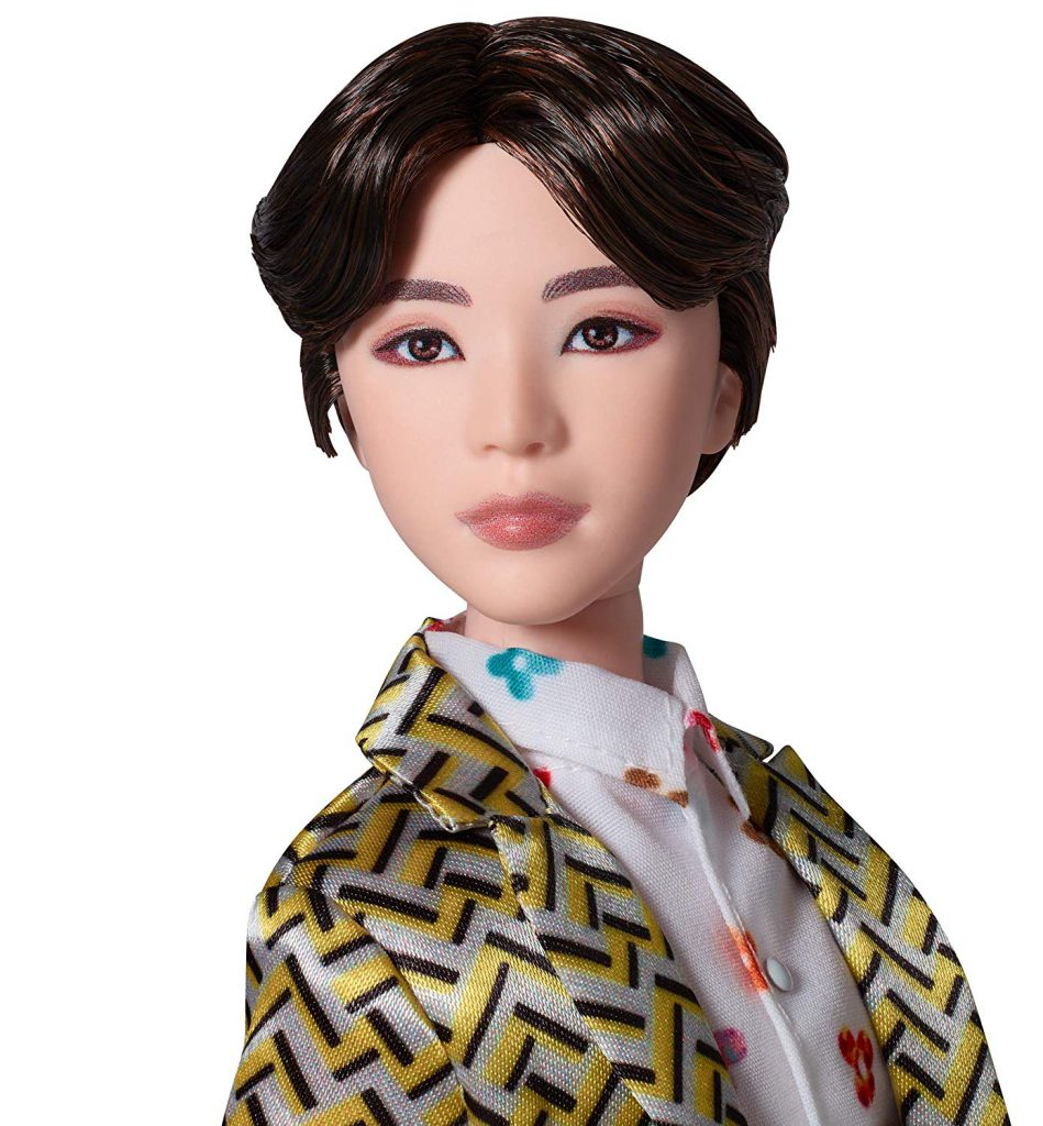 Mattel BTS SUGA Idol Doll action figuretoy