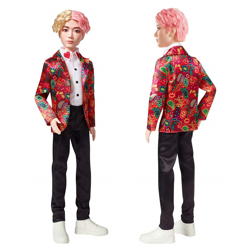 Mattel BTS V Idol Doll where to buy
