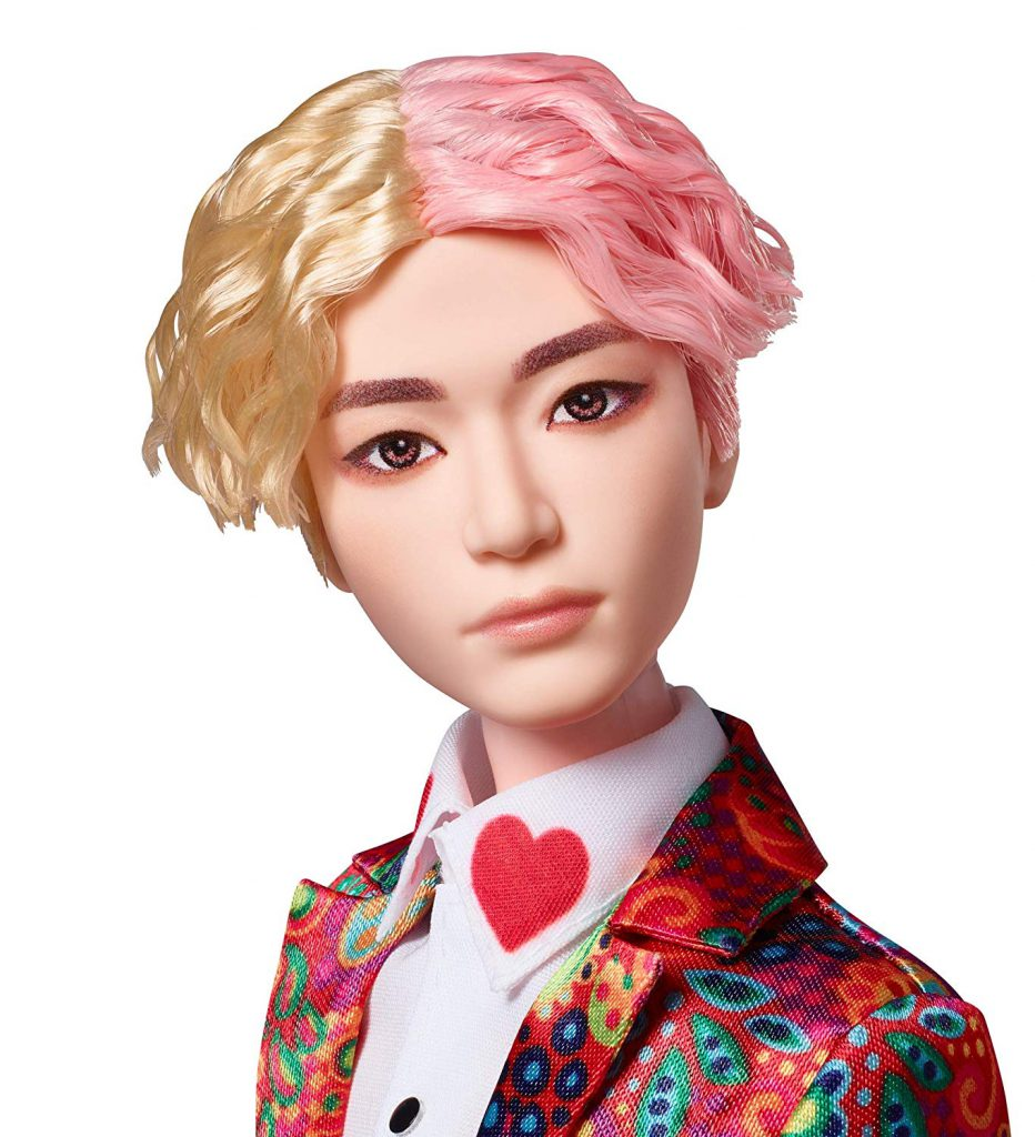 Mattel BTS V Idol toy