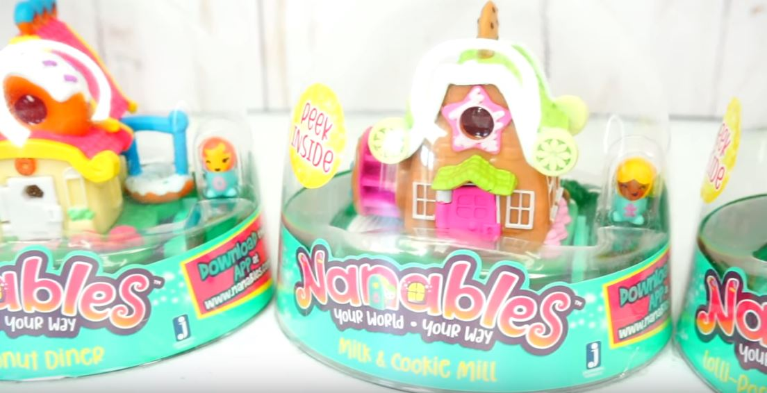 Nanables Small House buy in Amazone