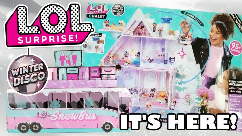 L O L Surprise Chalet Dollhouse Winter Disco Where To Buy Price Release Date Expert Reviews Video