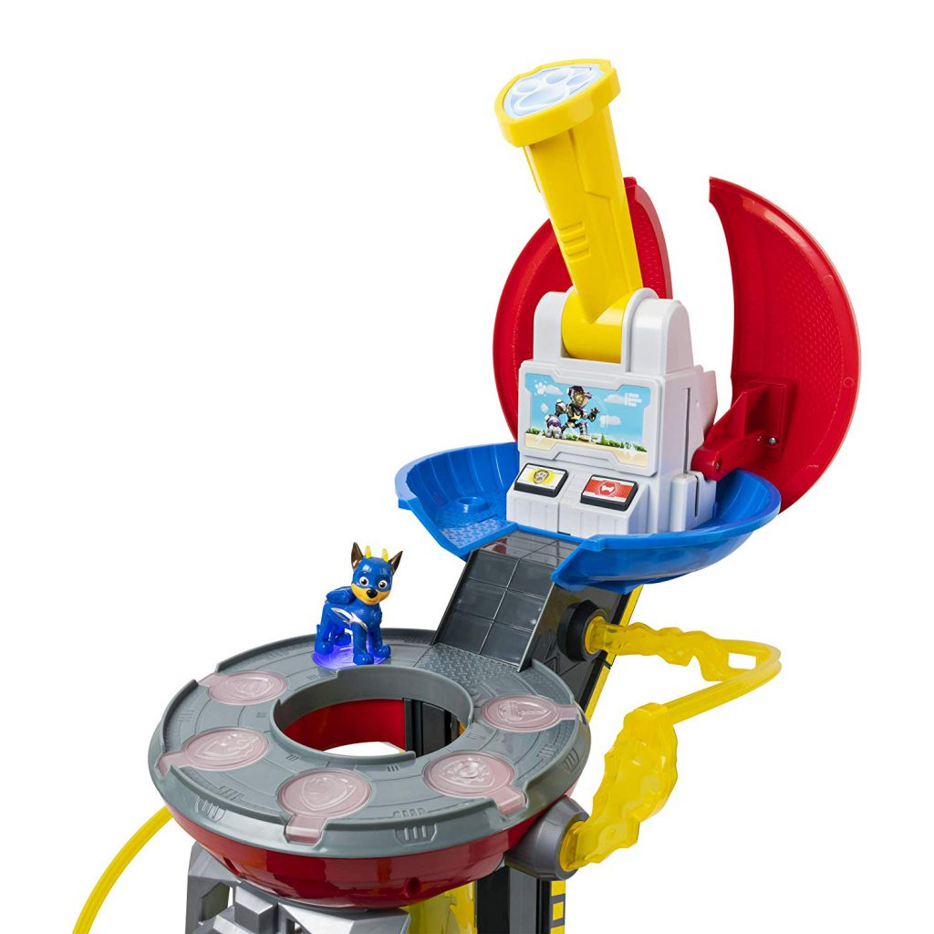 Paw Patrol, Mighty Pups Super Paws Lookout Tower Playset buy on amazon