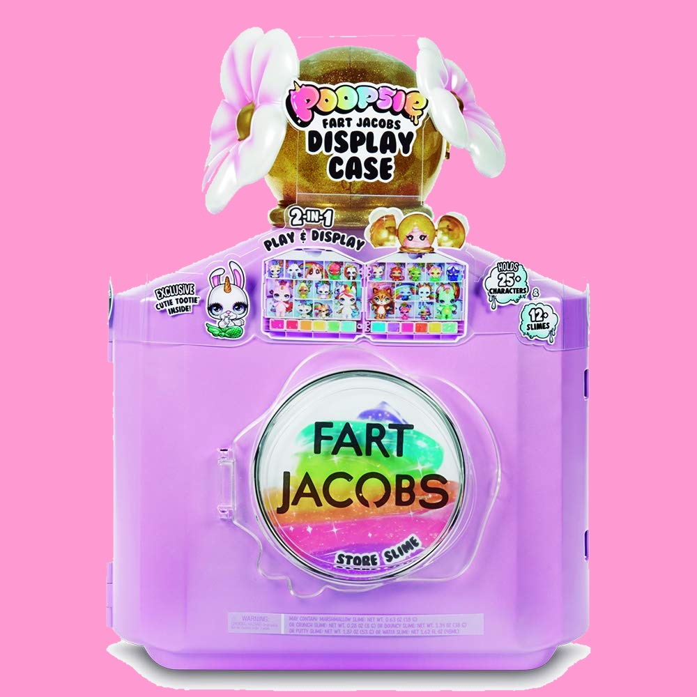 Poopsie Fart Jacobs Display Case release date and Pre-order