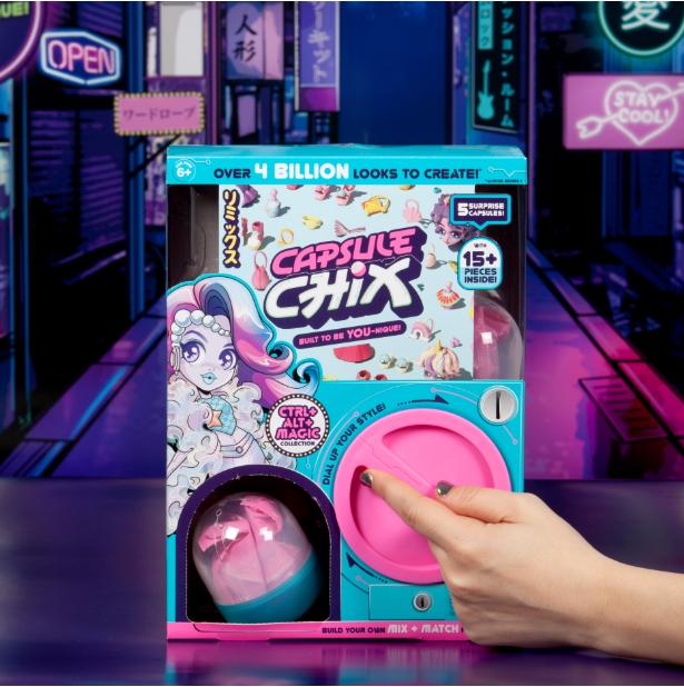 Single Doll Pack – Ctrl+Alt+Magic release date sale