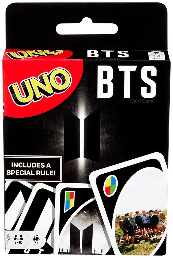 UNO BTS buy it now