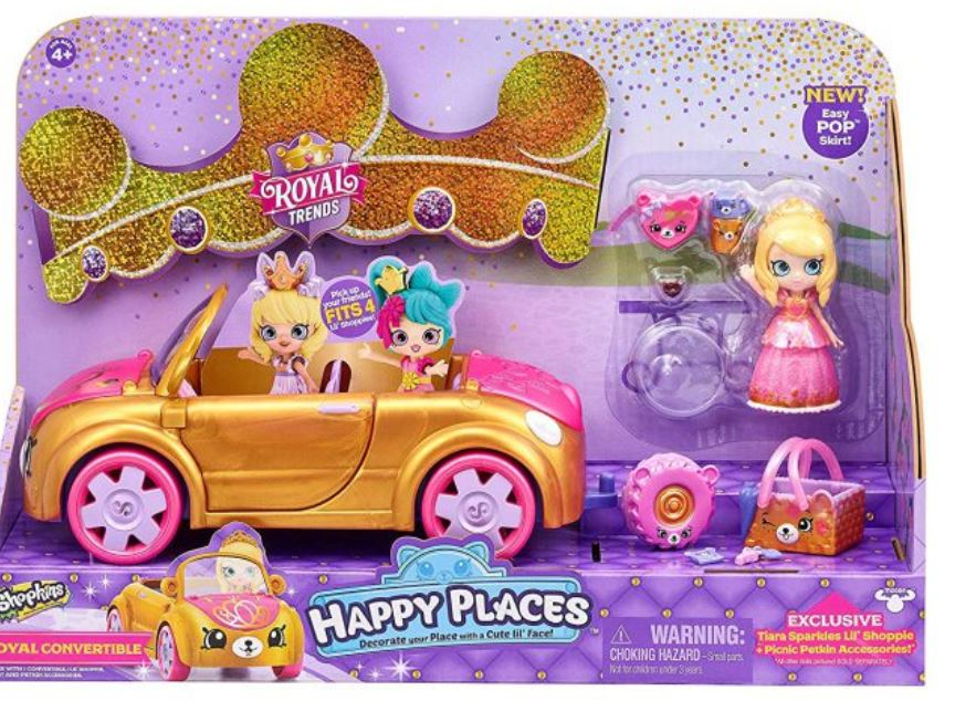 Where to buy Shopkins Happy Places Royal Trends